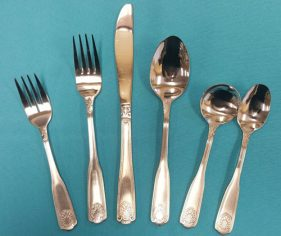 Seashell Flatware