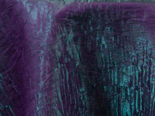 Iridescent Crush Linen Amp Tablecloths B Amp B Party Rental