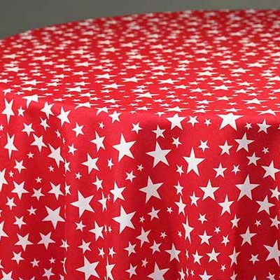 stars linen & tablecloth rentals