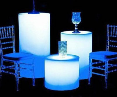 Illuminated Furniture Rentals