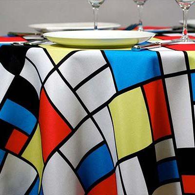 mondrian linen & tablecloth rentals