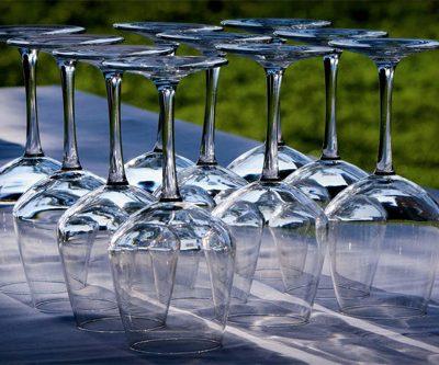 Glassware Rentals