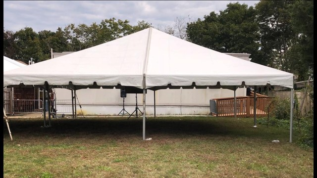 Frame Tent 30 X30 Rental B And B Tent Amp Party Rental