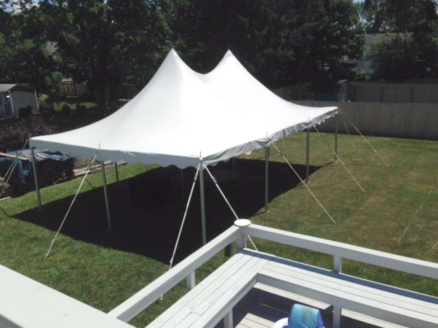 Century Pole Tent 20 X30 Rental B And B Tent Amp Party