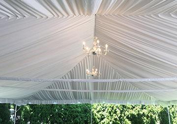 Tent Liner Rentals