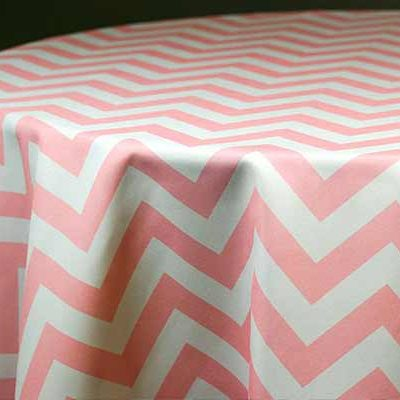 chevron linen & tablecloth rentals