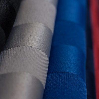 Satin Stripe Linen & Tablecloth Rentals