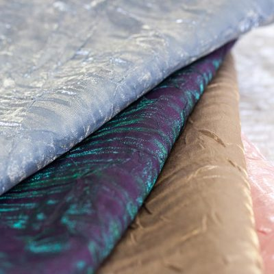 Iridescent Crush Linen & Tablecloth Rentals