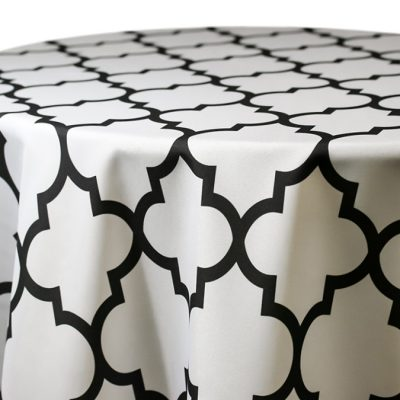 Alhambra linen & tablecloth rentals